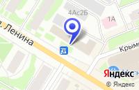 Схема проезда до компании СТРОИТЕЛЬНО-МОНТАЖНАЯ ФИРМА ТЕПЛОВИК в Ухте