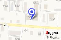 Схема проезда до компании УСТЬ-КУЛОМСКАЯ МАШИННО-ТЕХНОЛОГИЧЕСКАЯ СТАНЦИЯ в Усть-Куломе