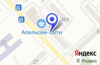 Схема проезда до компании МЕДИАГРУППА ТВОЯ РЕКЛАМА в Туймазах