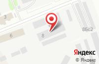 Схема проезда до компании Апис-Плюс в Ухте