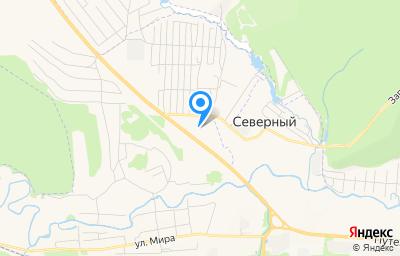 Местоположение на карте пункта техосмотра по адресу Респ Удмуртская, г Сарапул, проезд 4-й Зеленый, д 58Б