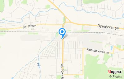 Местоположение на карте пункта техосмотра по адресу Респ Удмуртская, г Сарапул, ул Гончарова, д 2А