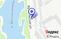 Схема проезда до компании ГАРАЖ ГАЗОТРАНСПОРТНОЕ ПРЕДПРИЯТИЕ СЕВЕРГАЗПРОМ в Вуктыле