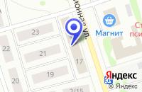 Схема проезда до компании ДЕТСКАЯ БОЛЬНИЦА в Ухте