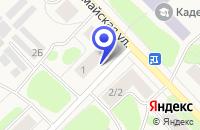 Схема проезда до компании СТРОИТЕЛЬНАЯ КОМПАНИЯ ВЕКТОР в Сосногорске