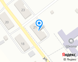Схема местоположения почтового отделения 427940