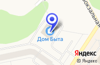 Схема проезда до компании МЕБЕЛЬНЫЙ САЛОН ТИМАН в Сосногорске