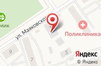 Схема проезда до компании Сосногорск в Сосногорске