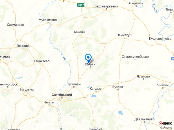деревня Преображенское на карте
