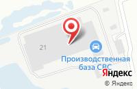 Схема проезда до компании Солоха в Киржаче