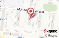Схема проезда до компании 3 Центральный военный клинический госпиталь им. А.А. Вишневского в Новом