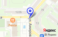 Схема проезда до компании ГОСТИНИЦА ТРЕСТ ШКАПОВНЕФТЕСТРОЙ в Белебее