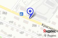 Схема проезда до компании БЕЛЕБЕЕВСКОЕ ДРСУ БАШКИРАВТОДОР в Белебее