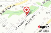 Схема проезда до компании Компьютерная помощь-Казань в Осиново