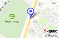 Схема проезда до компании ЭНЕРГОСБЫТ БАШКИРЭНЕРГО в Белебее