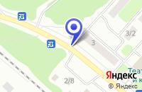 Схема проезда до компании ТФ РОДНИК ЗДОРОВЬЯ в Чайковском