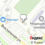 Магазин салютов Чайковский- расположение пункта самовывоза
