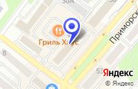 Схема проезда до компании СЕРВИСНЫЙ ЦЕНТР ЭНТЭ в Чайковском