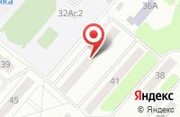 Схема проезда до компании Диалог - Профи в Чайковском