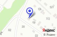 Схема проезда до компании ПРОДОВОЛЬСТВЕННЫЙ МАГАЗИН БАХУС в Чайковском