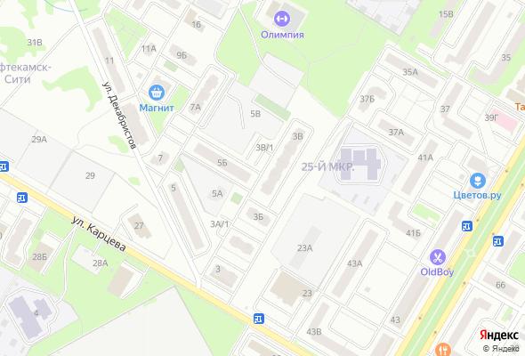 жилой комплекс по ул. Декабристов