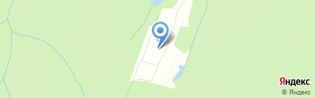 Акация на карте Днепропетровска