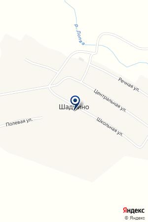 АЗС РОССИЯ на карте Кудымкара