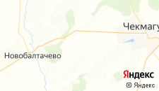 Отели города Николаевка на карте