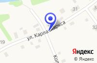 Схема проезда до компании ОХАНСКИЙ ЛЕСХОЗ в Большой Соснове