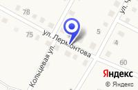 Схема проезда до компании ПРОДУКТОВЫЙ МАГАЗИН ЛИС в Верещагино