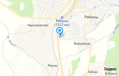 Местоположение на карте пункта техосмотра по адресу Пермский край, г Верещагино, тракт Очерский, д 10