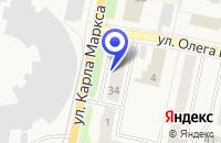Схема проезда до компании МАГАЗИН № 22 в Верещагино
