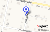 Схема проезда до компании МАГАЗИН БЫТОВОЙ ТЕХНИКИ ЭЛЬДОРАДО в Верещагино