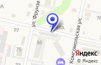Схема проезда до компании ШКОЛА-ИНТЕРНАТ САНАТОРИЙ в Верещагино