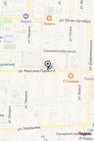 МАГАЗИН АВТОЗАПЧАСТЕЙ АВТОМИР на карте Кудымкара