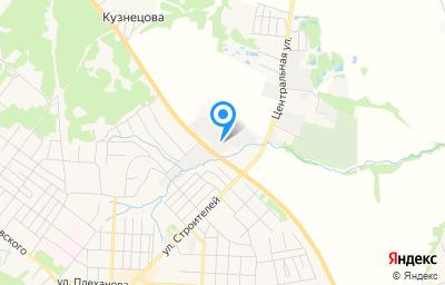 Местоположение на карте пункта техосмотра по адресу Пермский край, г Кудымкар, ул Автозаправочная, д 5/5