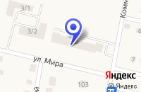 Схема проезда до компании ПРОДУКТОВЫЙ МАГАЗИН МЕРКУРИЙ в Верещагино