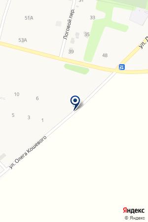 ДЕТСКИЙ ДОМ на карте Очера