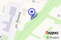 Схема проезда до компании ХЛЕБОПЕКАРНЯ в Очере