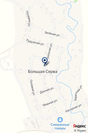СТО КОЛЕСО на карте Кудымкара