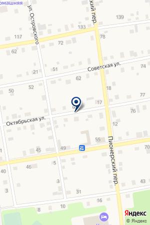АВТОМАГАЗИН ХОХРЯКОВА Г.Ю. на карте Очера