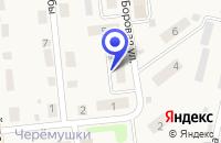 Схема проезда до компании ПТФ КУРОЧКИНА Н.Г. в Очере