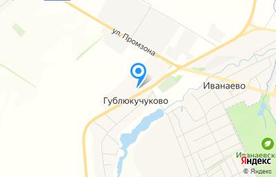 Местоположение на карте пункта техосмотра по адресу Респ Башкортостан, Дюртюлинский р-н, с/с Такарликовский