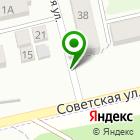 Местоположение компании Antitahta