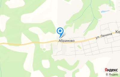 Местоположение на карте пункта техосмотра по адресу Пермский край, с Коса, ул Ленина, д 198А