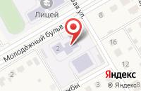 Схема проезда до компании Ласточка в Павловке