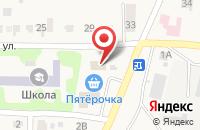 Схема проезда до компании Поволжский банк Сбербанка России в Девятого Января