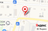 Схема проезда до компании Красноуральская врачебная амбулатория в Девятого Января
