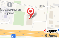 Схема проезда до компании СосеДДушка в Южном Урале