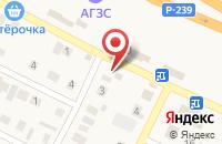 Схема проезда до компании Агентство личных нестандартных ситуаций в Ленине